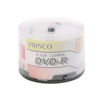 Princo DVD-R 4.7GB 16x Speed Pack Of 50