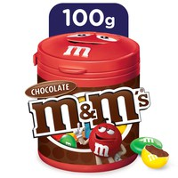 M&M'S® Milk Chocolate Canister 100 g