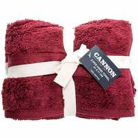 Cannon Hand Towel 2pc set Cleret 41X71cm