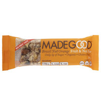 Made Good Brazil Nut Orange Fruit & Nut Bar 36g