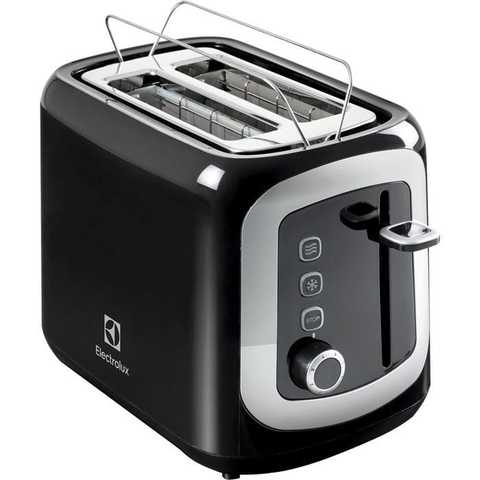 Electrolux-Toaster-EAT3300-Two-Slices-Black