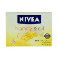 نيفيا صابون كريم بالعسل والزيت 100 غرام