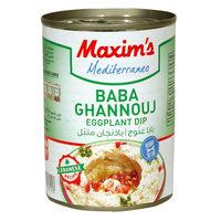 Maxim's Baba Ghanouj Eggplant 400g