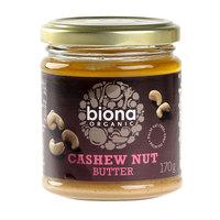 Biona Organic Cashew Nut Butter 170g