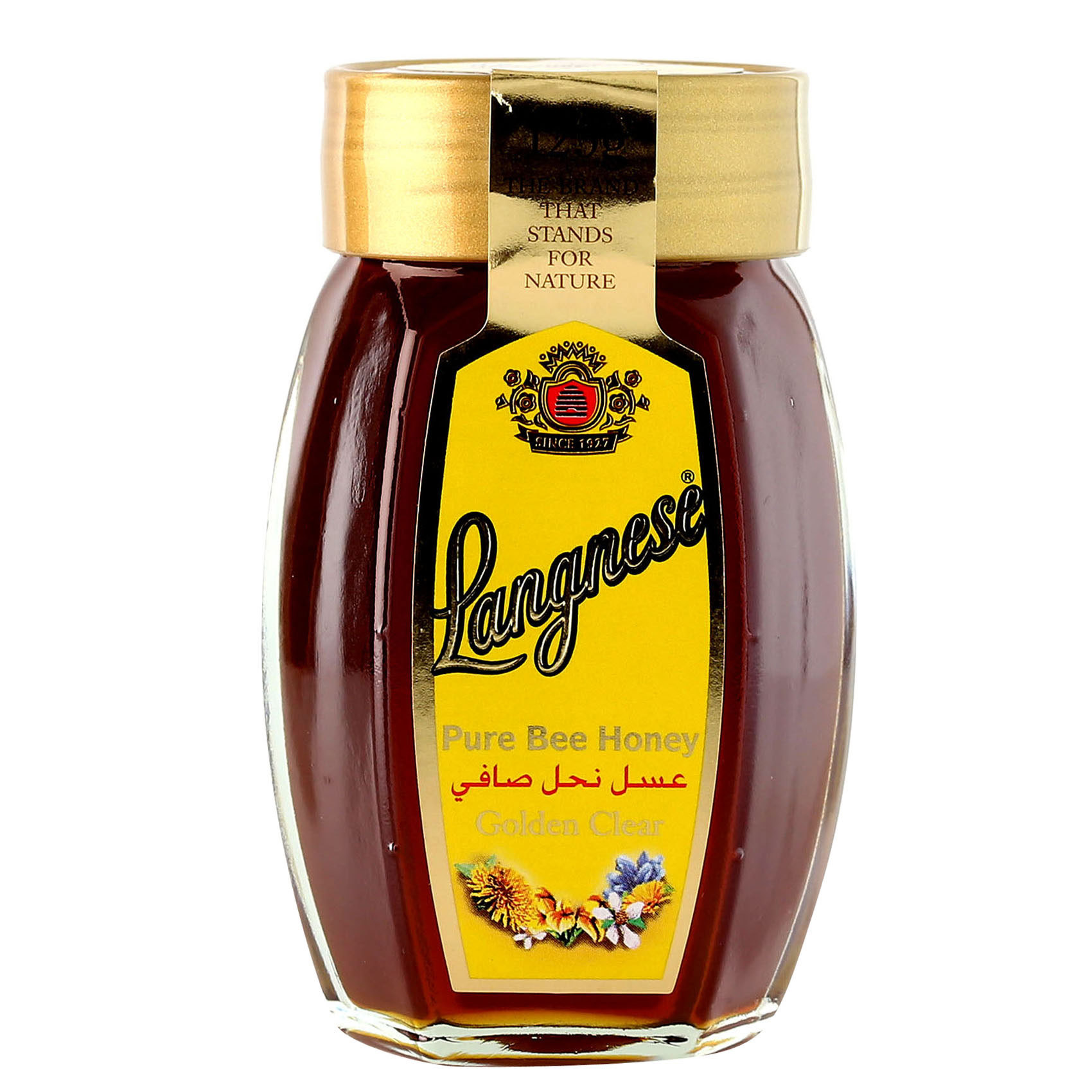 LANGNESE BEE HONEY 125GR