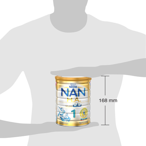 Nestlé-Nan-HA-Stage-1-(0-6-Months-Old)-Hypoallergenic-Infant-Formula-Milk-Powder-Tin-800g