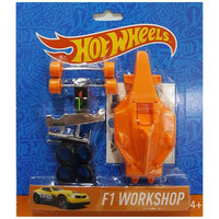 Hotwheels F1 Workshop