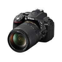 Nikon SLR Camera D5300+ 18-55 lens+ Tripod+ 8GB Memory Card+Case
