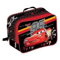 Cars - Lunch Bag Bk