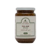 Terroirs Fig Jam With Sesame 450GR