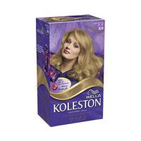 Wella Koleston Color Cream Kit Light Blonde 8/0