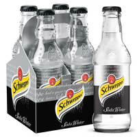 Schweppes Soda Water 4 x250ml