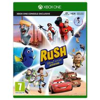 Microsoft Xbox One Rush A Disney Pixar Adventure 4K