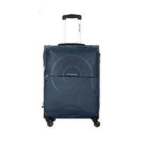 Kamiiant Soft Cayman+ Spinner Luggage Trolley Bag 81CM Blue