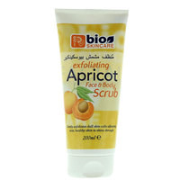 Bio Skincare Face & Body Scrub Apricot 200ml