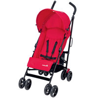 Safety 1st Slim Stroller Plain Red