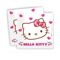 Sanrio Napkin Hello Kitty Hearts 20 Sheets