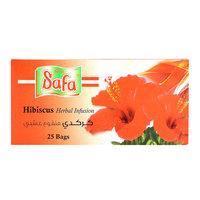 Safa Hibiscus Tea Bags 25X2g