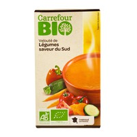 Carrefour Bio Organic Vegetable Soup 1L