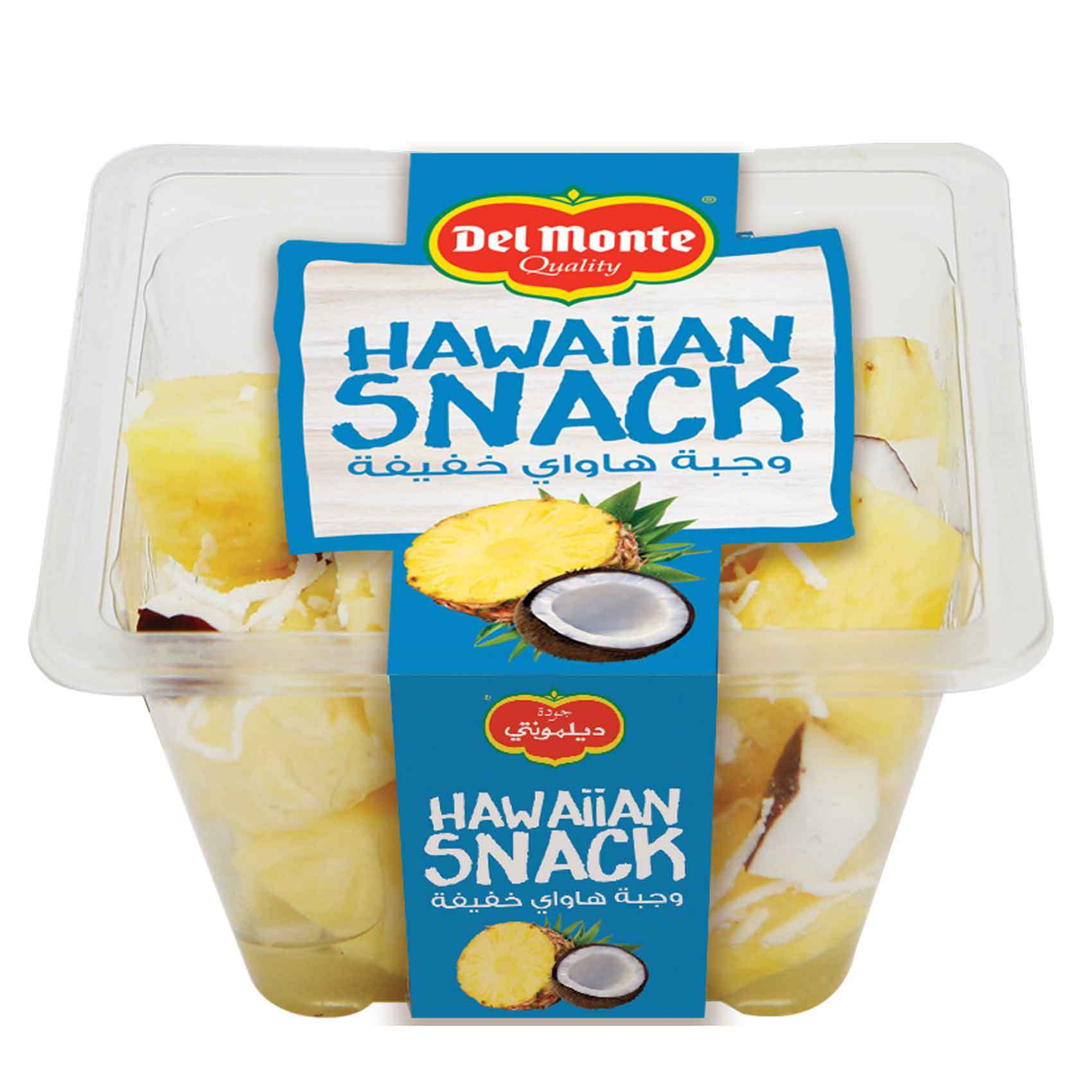 HAWAIIAN MIX PINEAPPLE&COCONUT400G