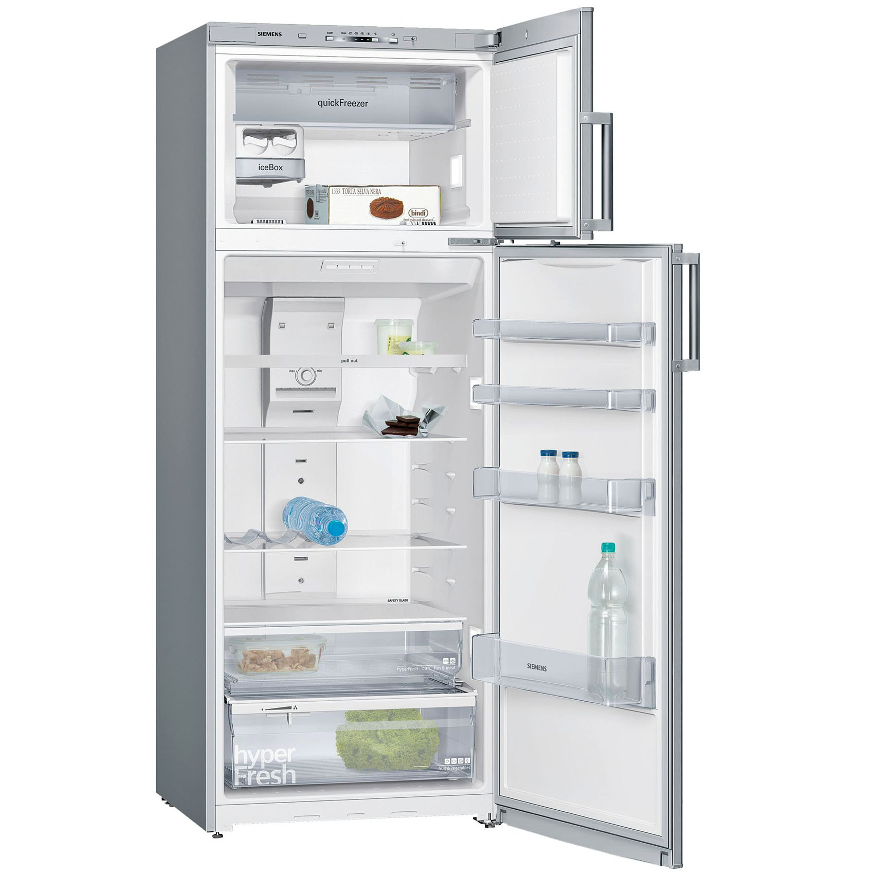 SIEMENS FRIDGE KD56NVI20M 507L
