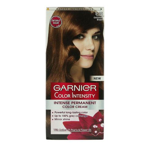 Garnier-5.35-Cinnamon-Brown-Intense-Permanent-Color-Cream