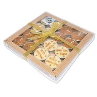 Fun Tealight Gold 16 Pieces