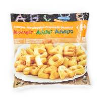 Carrefour Alphabet Potatoes Fries 600 g