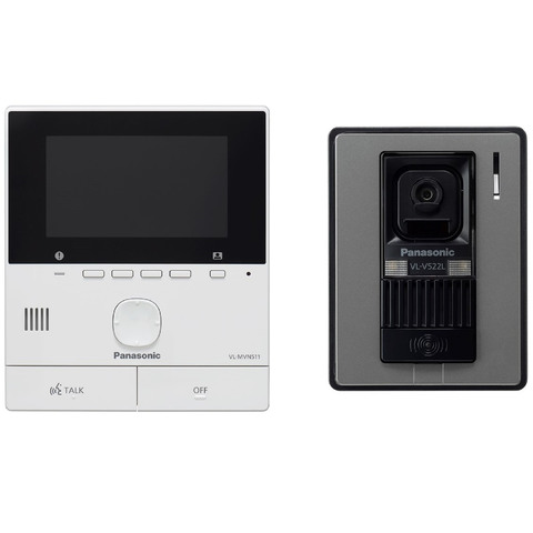 Panasonic-Door-Phones-Wireless-Video-Intercom-VL-SVN511-CX