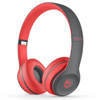 Beats Headphone Solo2 Wireless Red black