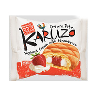 Karuzo Croissant Yoghurt Strawberry 62GR