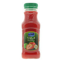 Almarai Naturally Sweetened Reconstituted Strawberry Juice Drink 300 ml
