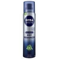 Nivea Men Fresh Protect Body Deodorizer Energy Body Spray Deodorant 120 ml