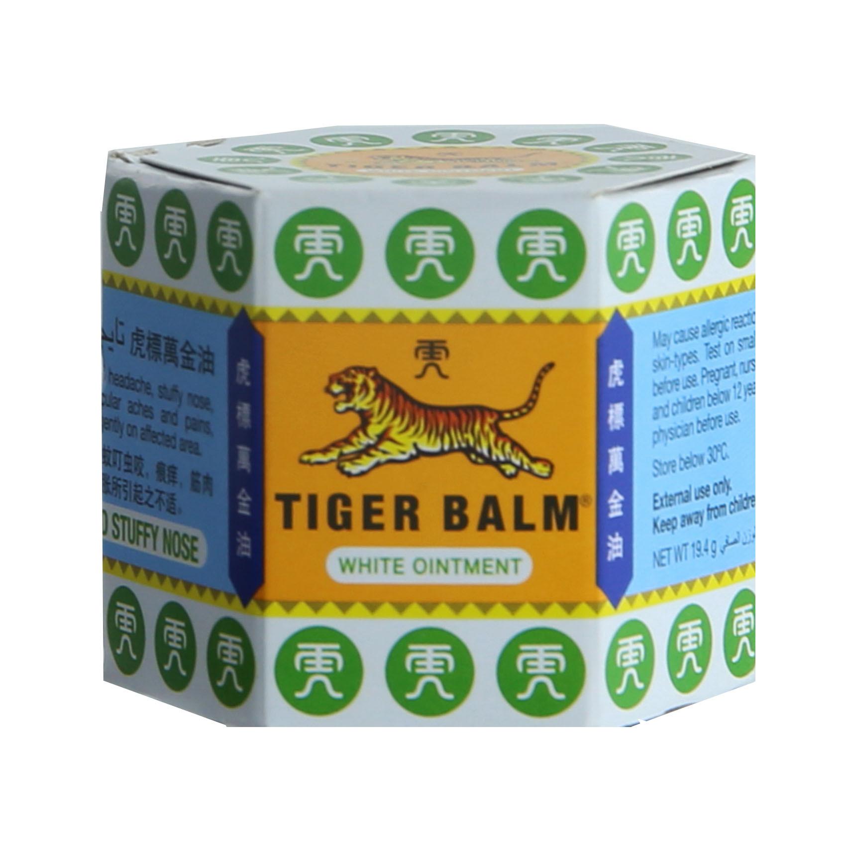 TIGER BALM WHITE 19.4 G