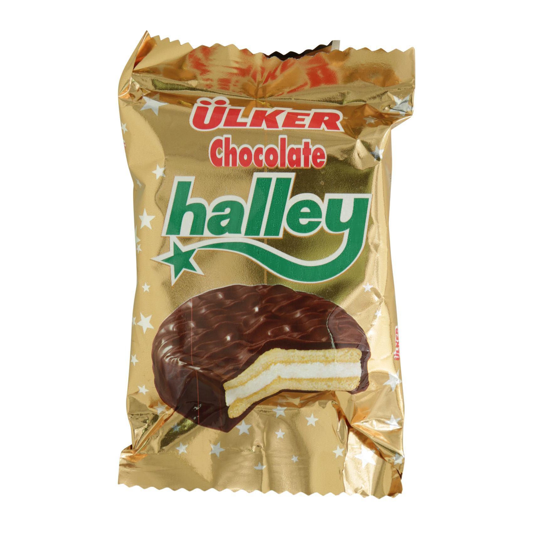 ULKER HALLEY CAKE 26GR