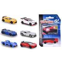 Majorette Gran Turismo 1:64 - Assorted