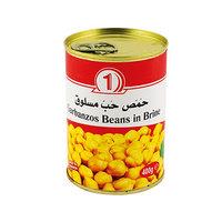 N1 Chick Peas 400GR