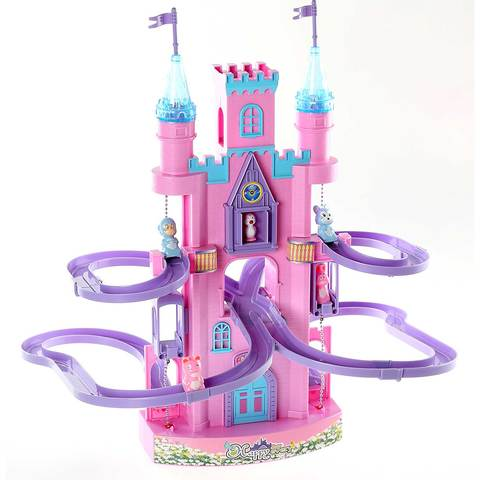 Castle-Fair-Land-With-Animals
