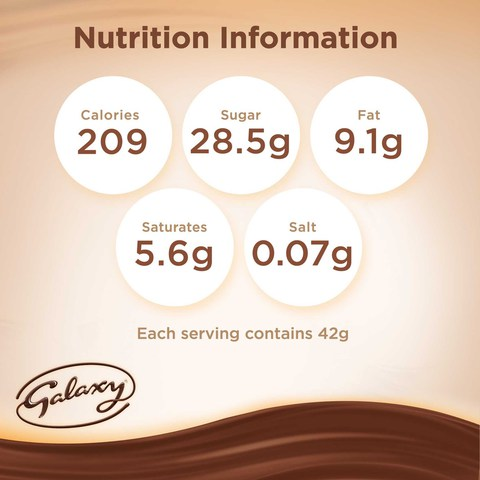Galaxy®-Minstrels-Chocolate-Bites-42g