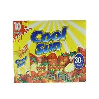 Cool Sun Apple Strawberry Nectar Juice 200mlx10