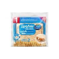 لوزين خبز الساندويتش سكويرز بالحليب 84 جرام