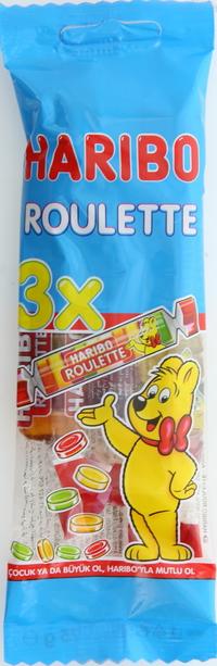 Haribo Roulette 75g