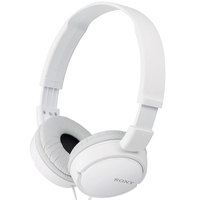 Sony Headphone MDR-ZX110LP White