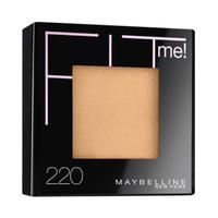 Maybelline New York Powder Fit Me Pressed Powder Natural Beige 220 9GR