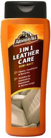 Armorall Leather Care Semi Matt Gel 250 Ml Three In One
