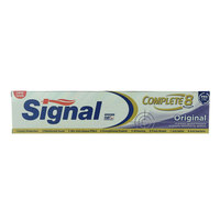 Signal Complete 8 Action Tooth Gum Toothpaste 120 ml