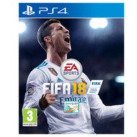 Sony PS4 FIFA 18 Standard Edition