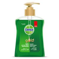 Dettol Gold Anti Bacterial Liquid Hand Soap Daily Clean 200 ml