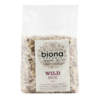 Biona Organic Wild Rice Mix 500g