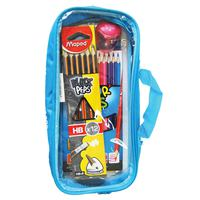 Maped 12pcs Peps +12Book Peps + 2Sharpener 2Eraser